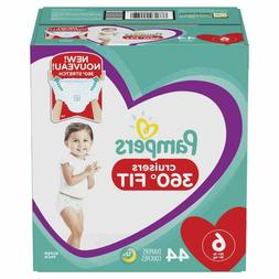 pull on diapers size 6 44count cruisers