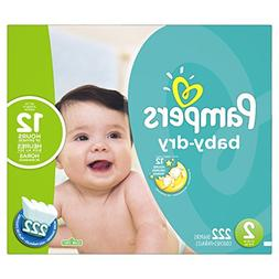pampers dry 2 diapers economy