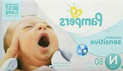 Pampers Newborn Swaddlers Sensitive Disposable Baby Diapers,