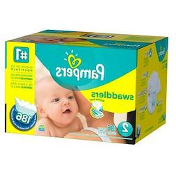 pampers swaddlers diapers economy plus