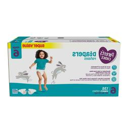Parent's Choice Disposable Diapers Size 6  *Free 2 day Ship