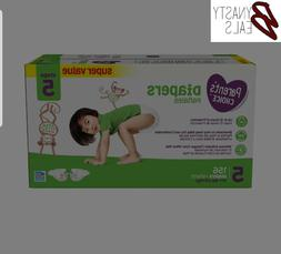 PARENT'S CHOICE Stage 5 super value box of 156 baby toddler