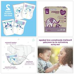 PARENTS CHOICE Baby Dispoasable Diapers Size 4 Hypoallergeni