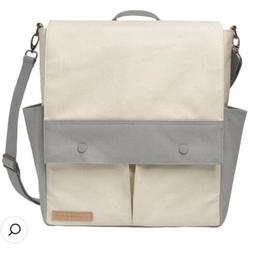 Petunia Pickle Bottom Pathway Pack Diaper Bag Birch/Stone NW