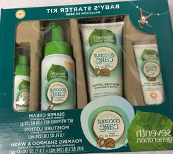 Seventh Generation Baby Personal Care Gift Set - 4 Pack