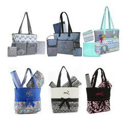 Personalized BABY Diaper Bag sets BABY BAG Custom Name / Mon