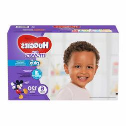 Huggies Plus Diapers Size 6: 35lbs and up, 120ct - Free Ship