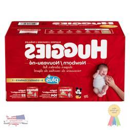 Huggies Plus Newborn Diaper Starter Kit