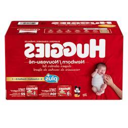 plus newborn diaper starter kit newborn size