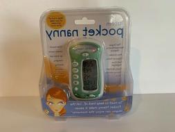 Pocket Nanny - Baby Diaper Change Timer, Night Light, & Nurs