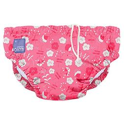 Bambino Mio Poppy Reusable Swim Diaper, Small
