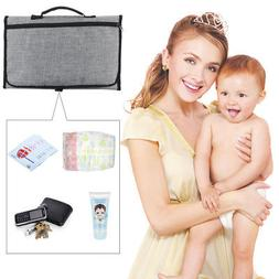 Portable Changing Pad Baby Diaper Station   Newborn Clutch B
