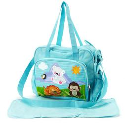 Precious Planet Diaper bag new large fisher price Baby Boy n