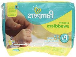 Pampers Preemie Swaddlers P-s 27 Diapers
