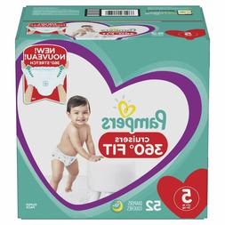 Pampers Pull On Diapers Size 5 - Cruisers 360˚ Fit Disposab