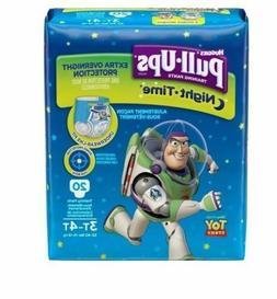 Huggies Pull-Ups Night Time Training Pants Disney Glow In Th