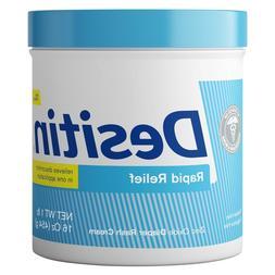 Desitin Rapid Relief Creamy Diaper Rash Ointment 16 oz.