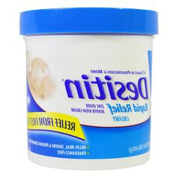 Desitin Rapid Relief Creamy Diaper Rash Ointment 16 oz