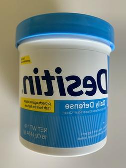 DESITIN Rapid Relief Diaper Rash Cream 16 oz - Expiration Da