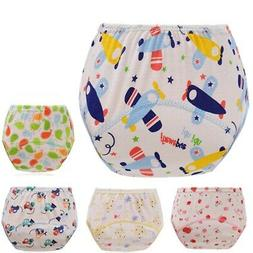 Reusable Baby Nappies Swim Diapers Pool Pant Newborn Cotton