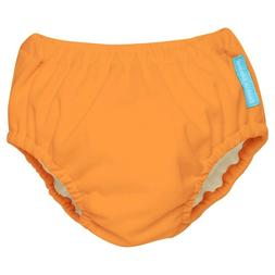 Charlie Banana Reusable Swim Diaper Florescent Orange
