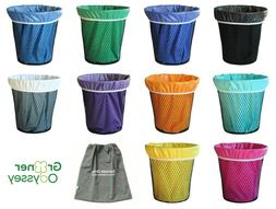 Greener Odyssey Reusable Trash Bag 5 Gallon Garbage Cloth Di