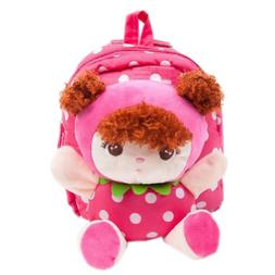 ROSE BABY GIRL Toddler Backpack Infant Lovely Knapsack Cute