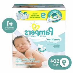 sensitive water based baby diaper wipes 9x