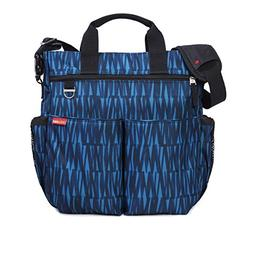 Skip Hop Duo Signature Carry All Travel Diaper Bag Tote with