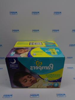 size 6 swaddlers overnight 42 count diapers