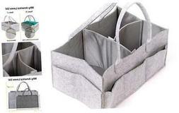Skyla Homes - Diaper Caddy Organizer for Hanging & Storage,
