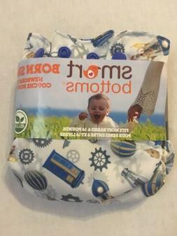 SmartPunk - New Smart Bottoms Born Smart Newborn Organic AIO