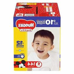 Huggies Snug & Dry Diapers Size 6 - 144 Ct. For Babies weigh