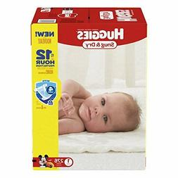 Huggies Snug Dry Diapers Size 1 276 Count One Month Supply B