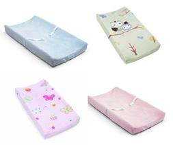 Summer Infant Soft Plush Baby Diaper Change Changing Pad Cov