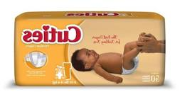 Special 4 packs of Diapers Cutie Size 1, 8-14 lbs - 50 per p