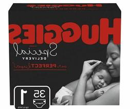 Huggies Special Delivery Hypoallergenic Baby Diapers, Size 1