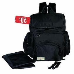 Stylish Travel Backpack Diaper Bag for Men and Women – Uni