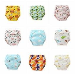 Summer Swim Diaper Nappy Pants Reusable Adjustable Infant Ba