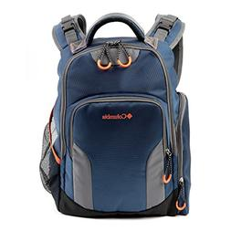 New Columbia Summit Rush Backpack Diaper Bag - Navy Model:19