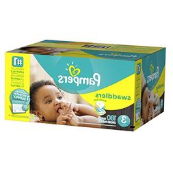 Pampers Swaddlers Diapers Size 3 180 Count