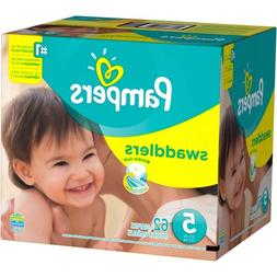 Pampers Swaddlers Diapers, Super Pack,