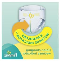 Pampers Swaddlers Diapers - Giant Pack - Newborn - 128 ct