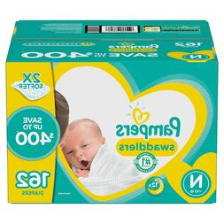 Pampers, Swaddlers Diapers, Newborn Size 1 2 3 4 5 6 - Whole