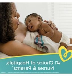Pampers Swaddlers Diapers - Preemie Newborn 1 2 3 4 5 6