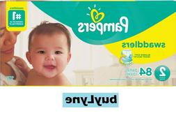 Pampers Swaddlers Diapers - Size 2  **buyLyne**