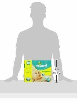 Pampers Swaddlers Diapers, Size N, Giant Pack, 128 Count