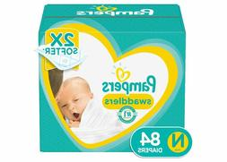 Pampers Swaddlers Diapers Super Pack -