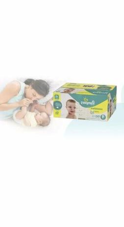 Pampers Swaddlers Disposable Baby Diapers Size 4, 150 Count,