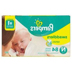 Pampers Swaddlers Disposable Diapers Newborn  *Free 2 day Sh